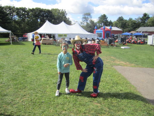 Klem's has an annual Springfest and Fallfest. The events feature a free bounce house and a very popular tent sale.