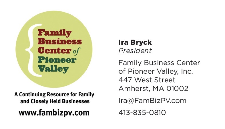 Family Business Center of Pioneer Valley