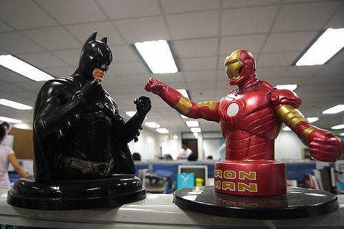 Who's Your Board Member? Batman Vs. Iron Man
