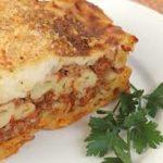 World Famous Pastitsio Recipe