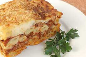 World Famous Pastitsio Recipe