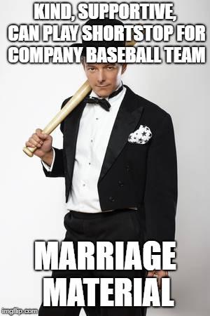 husband material meme