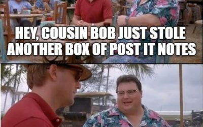 But Seriously Bob, Cut It Out