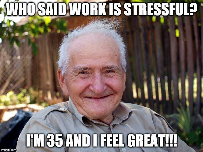 No Stress!